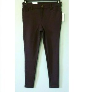 Style & Co 6P Rich Truffle Brown Pants 9AT57